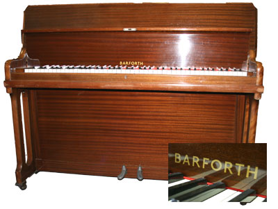 The piano gallery upright for Small upright piano dimensions