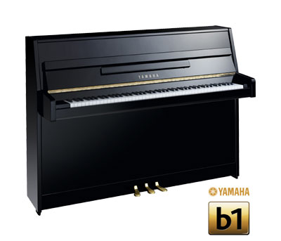 The piano gallery yamaha b series upright pianos for Yamaha b1 piano price